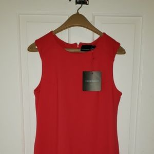 Red Cynthia Rowley cocktail dress size 6